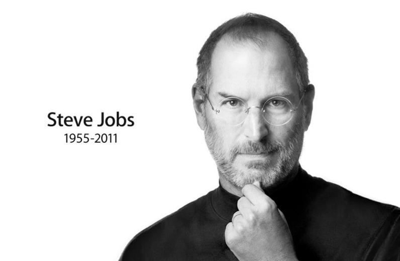 In Steve Jobs loving memory. Ohmymarketing!