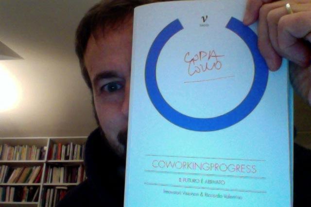 Libro COworking Massimo Carraro Cowo