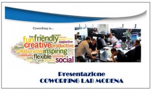 Coworking Lab Modena
