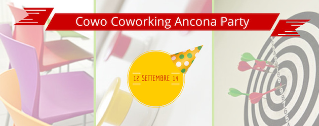 Coworking Ancona Party!