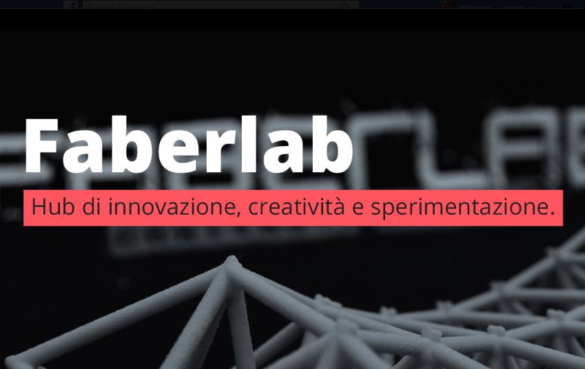 Faberlab ospita Massimo Carraro