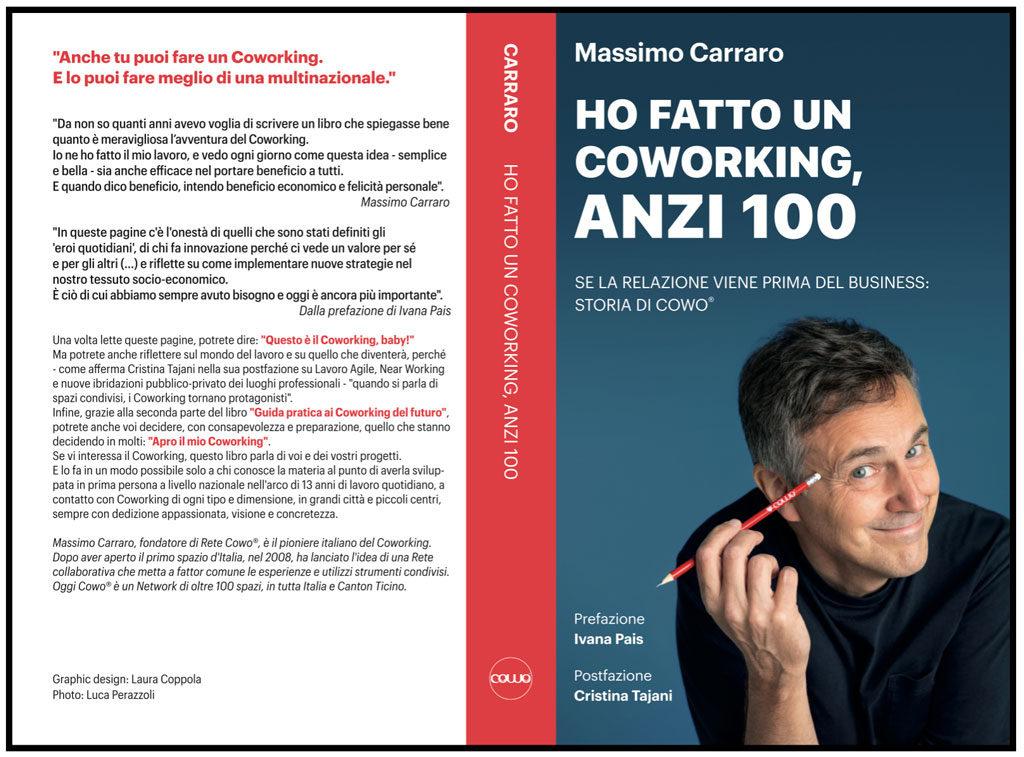libro sul coworking di massimo carraro (rete cowo)
